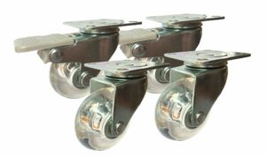 4 Considerations When Shopping for Casters