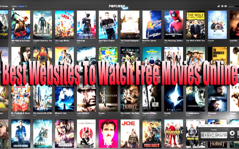 Best Websites To Watch Free Movies Online