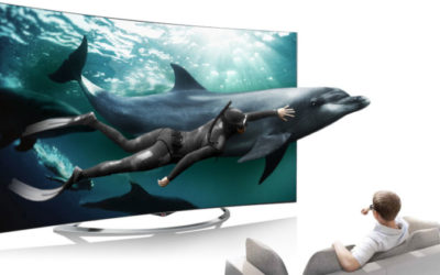 About the LG 3D TV