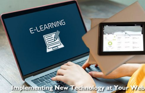 Implementing New Technology at Your Website