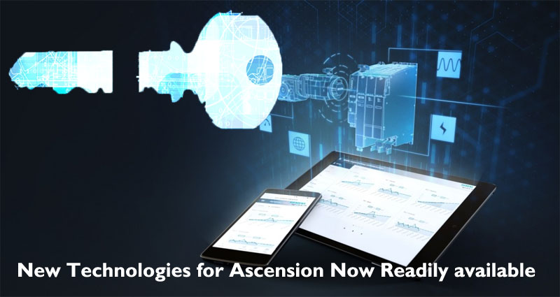 New Technologies for Ascension Now Readily available
