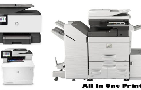 All In One Printers: Ways to Choose One That's Right for you